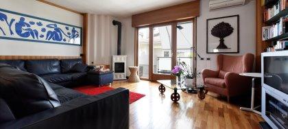 Elegante appartamento  in zona ospedale con finiture di pregio, ottime metrature, terrazzato cl. C, da vedere!