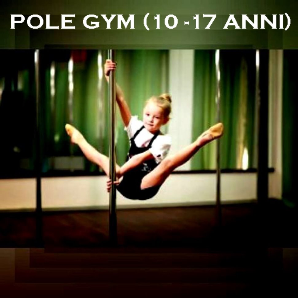 Pole Gym (10-17 anni) presso Pole Dance Padova - Acrobatic Aerial Arts Academy Padova