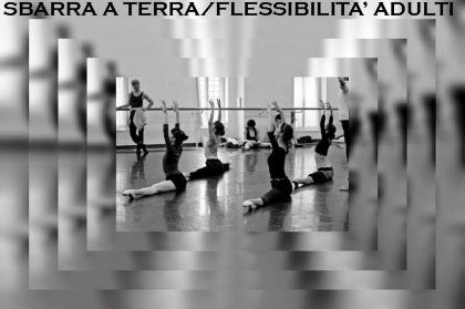 Sbarra a Terra/Flessibilità Adulti presso Pole Dance Padova - Acrobatic Aerial Arts Academy Padova