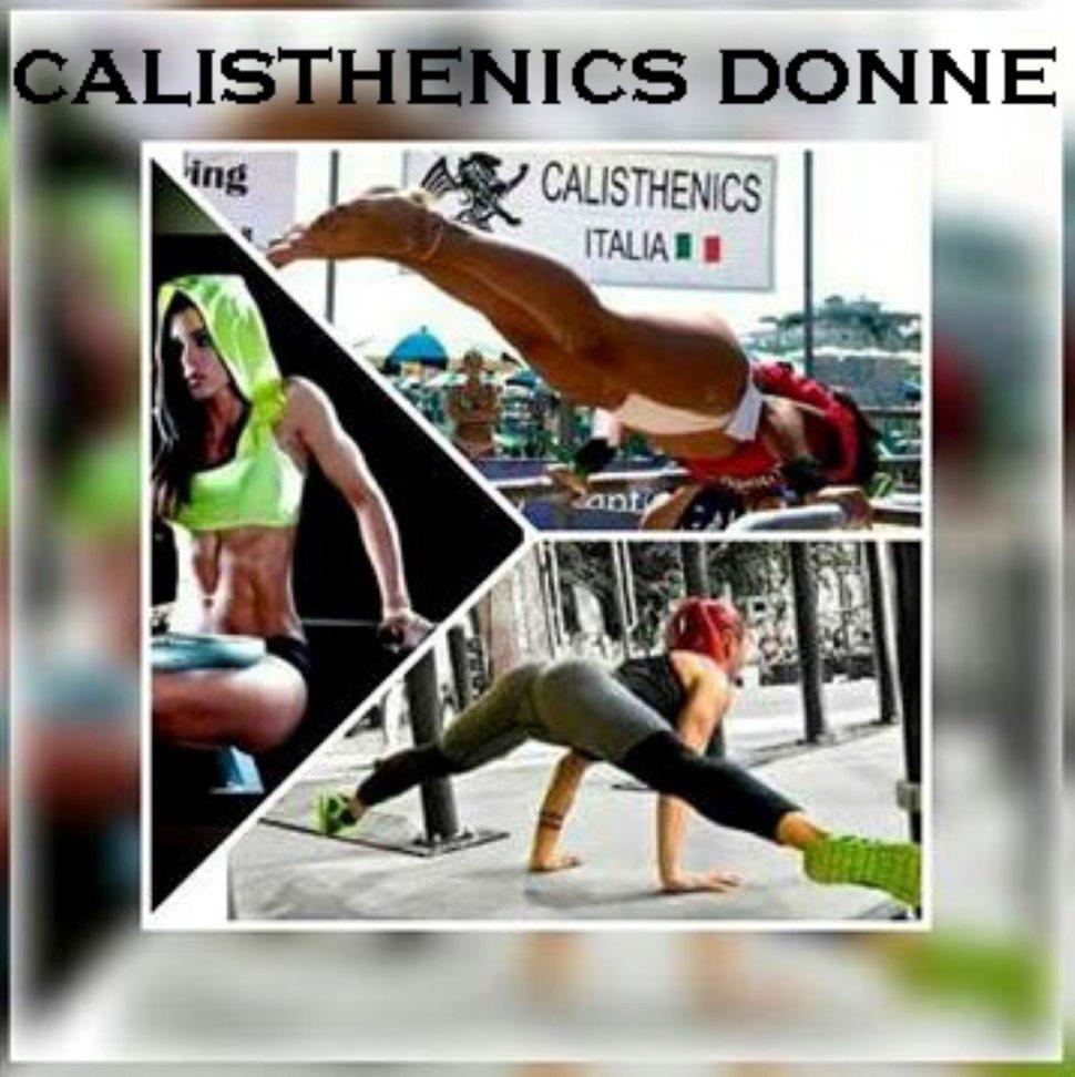 Calisthenics Donne da Settembre presso Pole Dance Padova - Acrobatic Aerial Arts Academy Padova