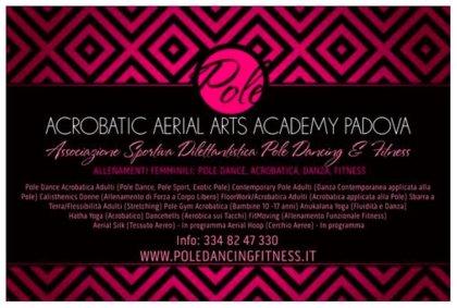 Inaugurazione/Open Day dell' Acrobatic Aerial Arts Academy Padova - Associazione Sportiva Dilettantistica Pole Dancing &