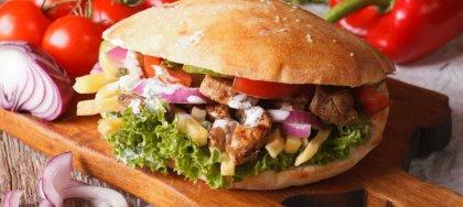 Vieni a gustare il Kebab Leggero di Friuli Kebab. Vieni a provare i tanti piatti della NUOVA GESTIONE! 342.1259778