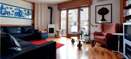 Un appartamento comodo come  una villa in zona ospedale? Visitalo liberamente senza appuntamento il 14/10 dalle 17.30