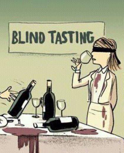Incontri di degustazione… nel silenzio degli occhi!