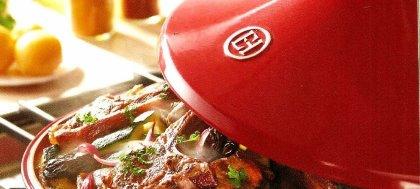 Vieni a provare le nuove pentole in ceramica Emile Henry, ti insegniamo a cuocerci risotti, legumi, carni e  il pane!