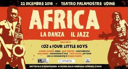 L'Africa, la Danza, il Jazz