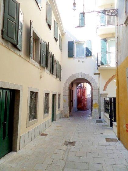 Casa in centro storico a Udine