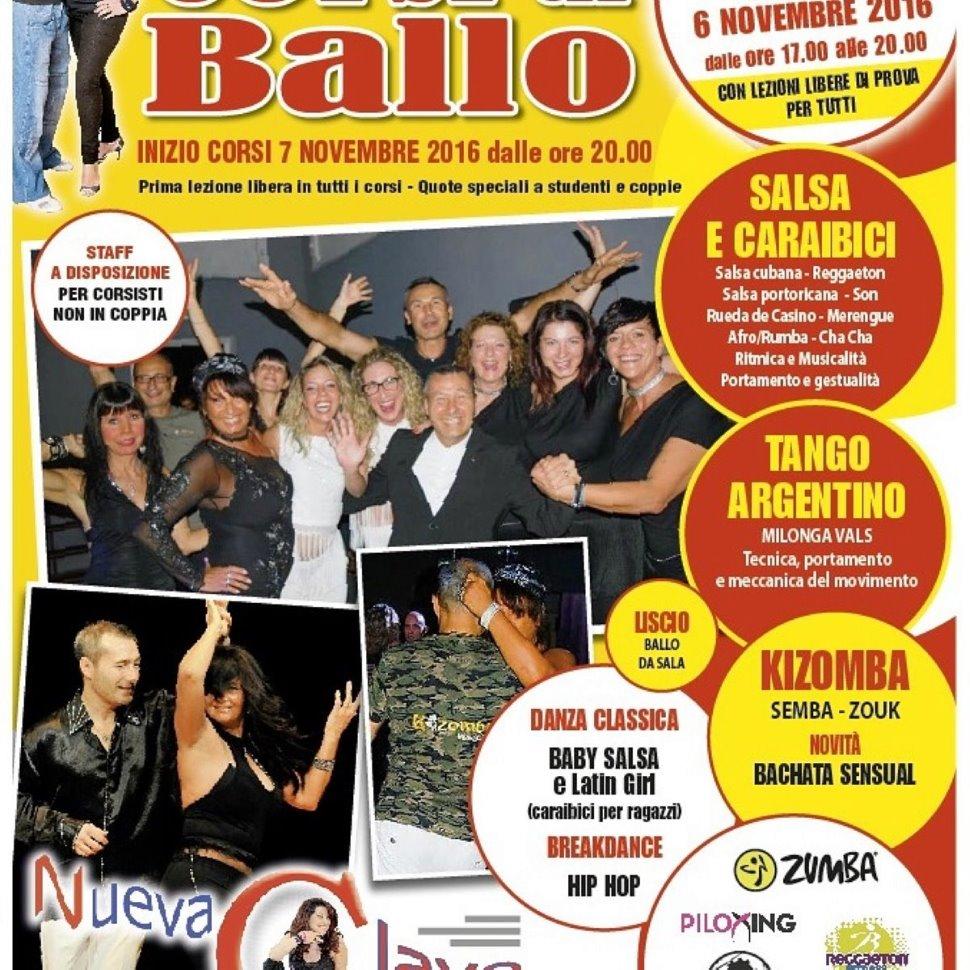 CORSI DI BALLO - DANZA- FITNESS