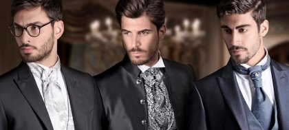 Vieni a scegliere il tuo abito da sposo da MiraMode: troverai ampia scelta, professionalità ed un ambiente rilassato