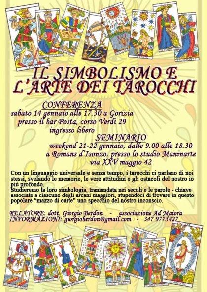 IL SIMBOLISMO E L'ARTE DEI TAROCCHI