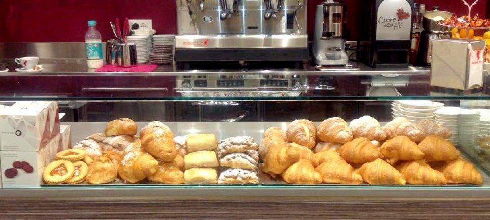 Cuore di Caffè è l'ideale per una colazione o per un pranzo veloce fuori casa. Vieni ad assaggiare