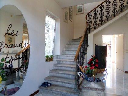 Villa liberty a Udine, interni Viale Palmanova