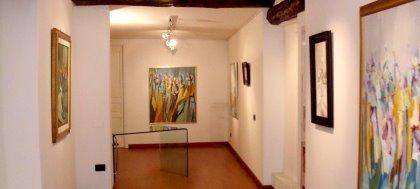 Cinquanta opere dell'artista friulana Rosanna Morettin sono in mostra a Palazzo Frangipane. Vieni a scoprire la sua Arte