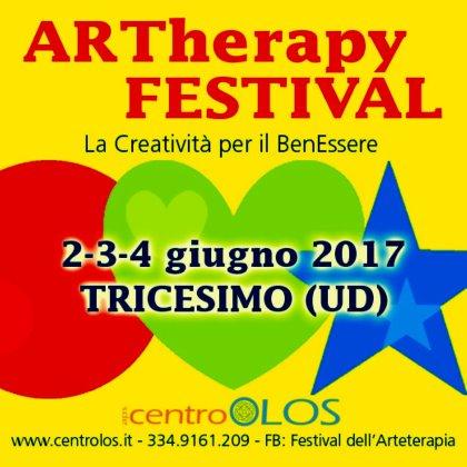 ARTherapy FESTIVAL: il festival della creatività per il BenEssere e della Natura