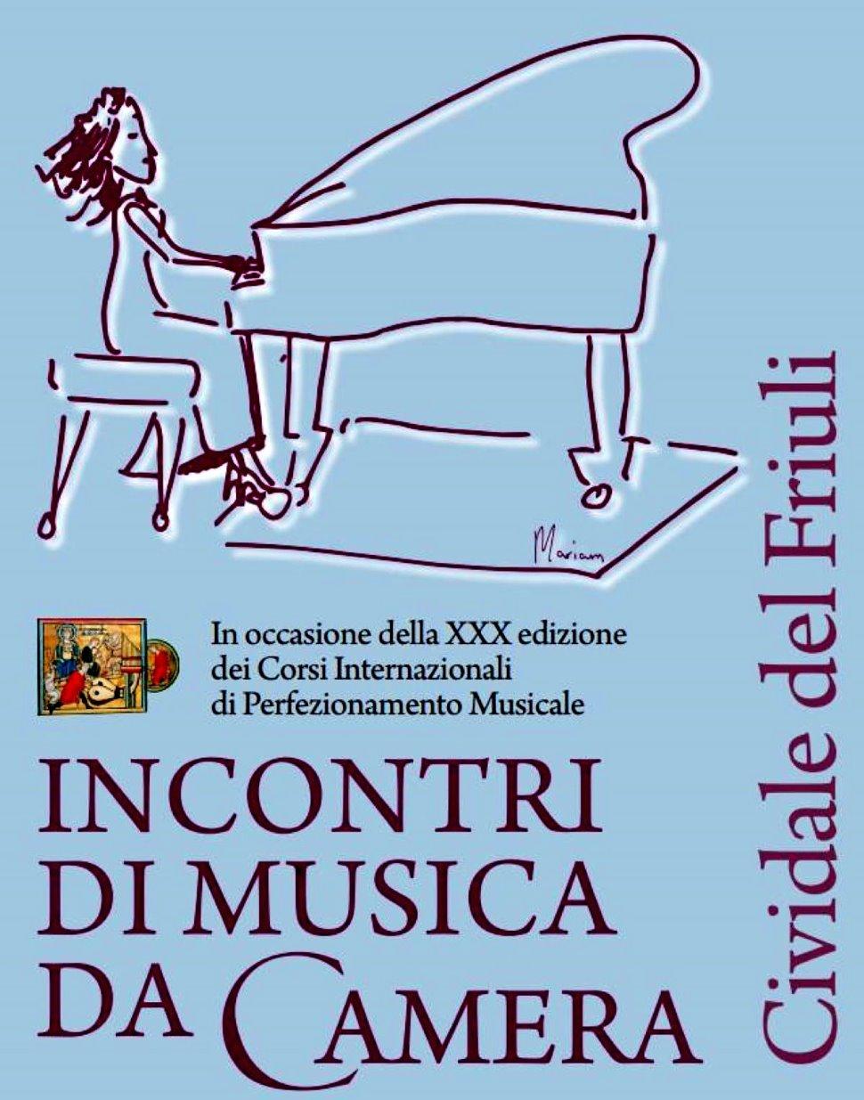 """L' """"Orchestra a plettro Tita Marzuttini"""" al MasterClass di Cividale del Friuli"""