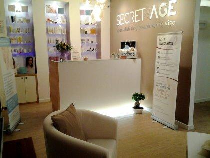 centro estetico SECRET of AGE