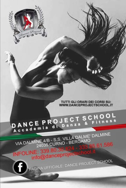 DANCE PROJECT SCHOOL... Accademia di Danza e Fitness ... Corsi tutto l'anno per adulti, ragazzi e bambini dai 4 anni