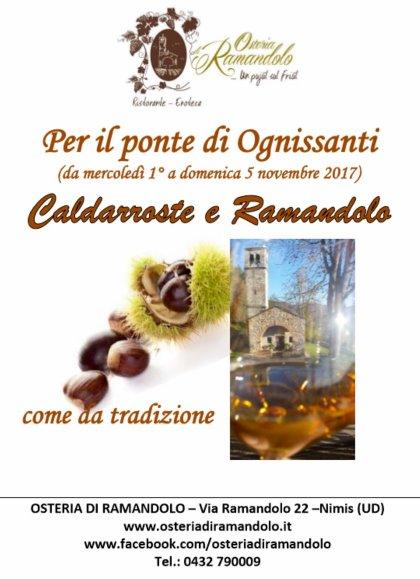CALDARROSTE & RAMANDOLO