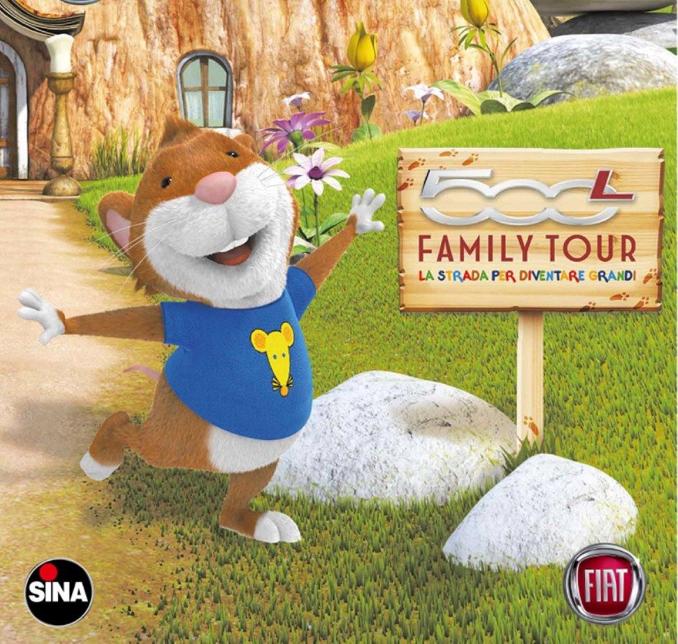 500L Family Tour con TOPO TIP