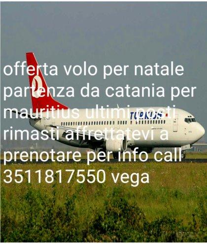 Offerte volo dall' italia per tutto il mondo