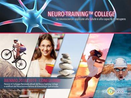Andrew Verity presenta il Neuro-Training® College di Conegliano (TV) - Corsi 2017/2018