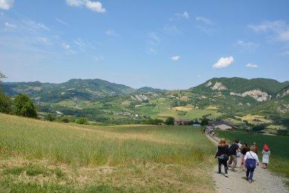 Sapori e leggende sul sentiero di San Ponzo