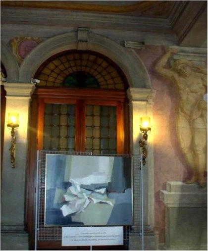 Infinitudine  Opere di Rosanna Morettin a Palazzo Belgrado