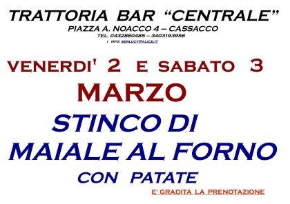 STINCO AL FORNO