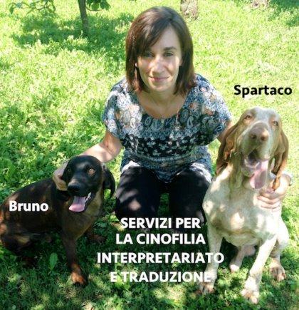 Servizi per la cinofilia - Interpretariato e traduzione
