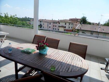 Appartamento all'ultimo piano a Udine, prima periferia est