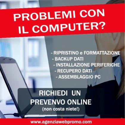 ASSISTENZA COMPUTER E NOTEBOOK udine