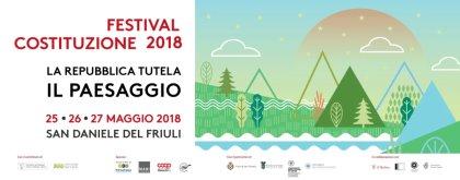 FESTIVA COSTITUZIONE 2018 San Daniele del Friuli 25-26-27 maggio