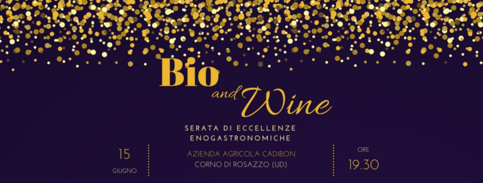 Bio and Wine