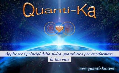 Corso di Quanti-Ka® 1 versione serale