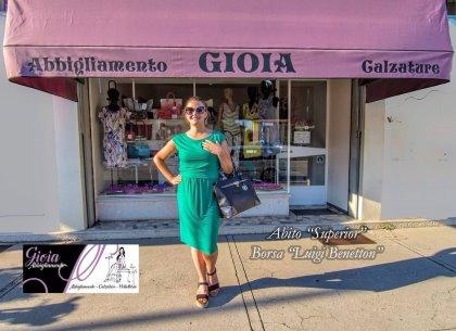 Gioia Abbigliamento Piazzale G.B. Cavalcaselle 3, Udine