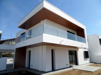 Appartamenti a Udine, prima perferia est negli interni di viale Trieste