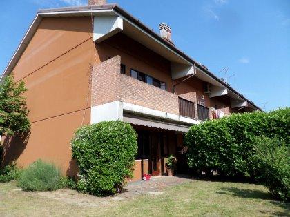 Villa a schiera a Udine, interni di Viale Palmanova