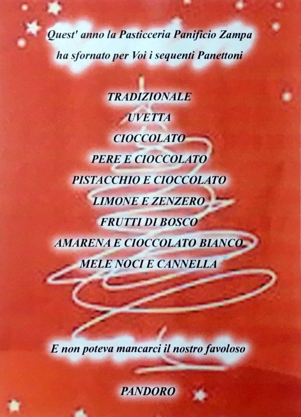 Arriva il Natale in Pasticceria Zampa a Udine