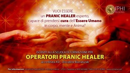 SCUOLA DI FORMAZIONE PER OPERATORI DI PRANIC HEALING