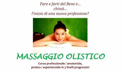 CORSO BASE DI MASSAGGIO OLISTICO