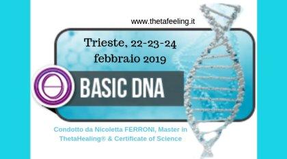 CORSO THETAHEALING® DNA BASE