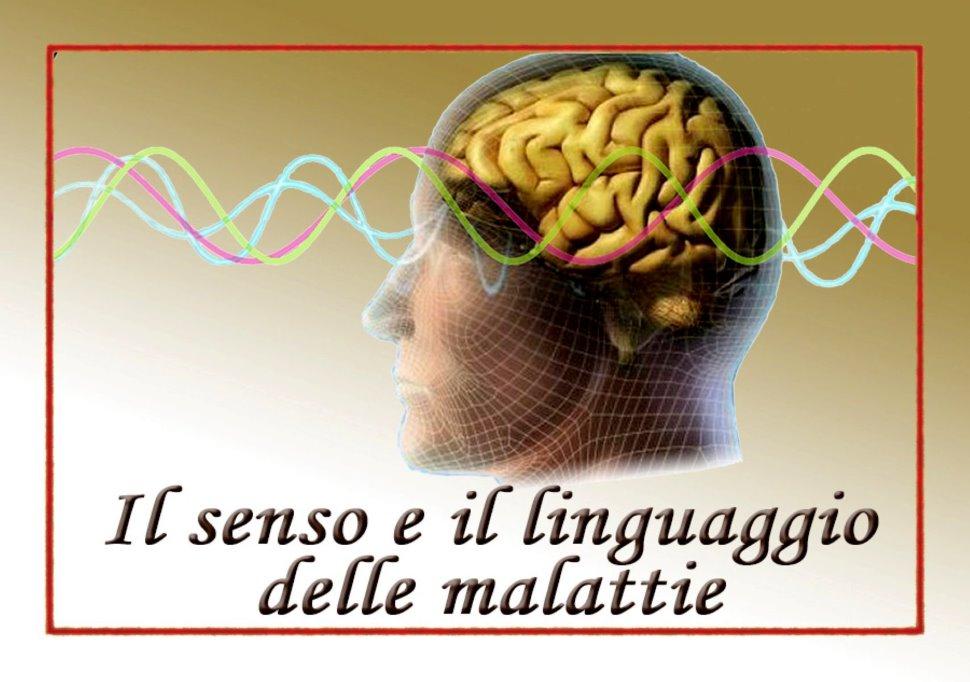 IL SENSO E IL LINGUAGGIO DELLE MALATTIE