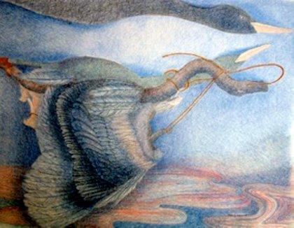 Antologica della pittrice Patrizia Schoss
