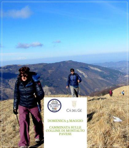 Domenica 5 Maggio – Camminata sulle Colline di Montalto Pavese