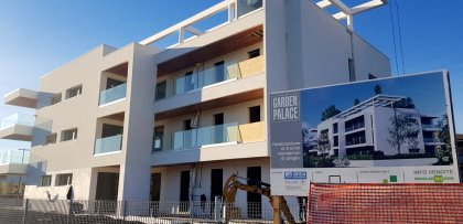 """Garden Palace"" - appartamenti a Udine"