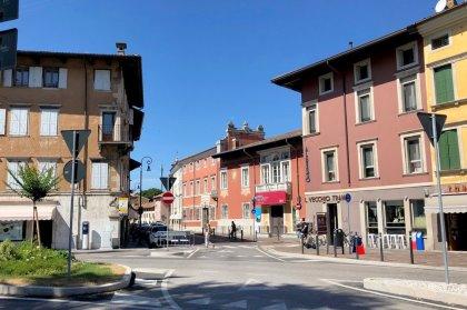 Negozio a Udine, zona Via Poscolle