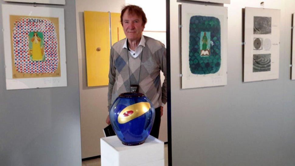 """Sabato 12 Ottobre 2019 la Galleria """"Nuovo Spazio"""" partecipa alla  15a Giornata del Contemporaneo."""