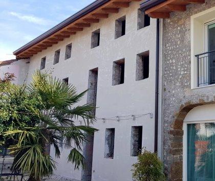 Casa in corte friulana a Udine, loc. Beivars
