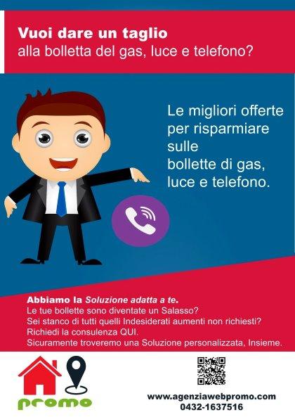 Vuoi dare un taglio alla #bolletta del gas, luce e telefono?